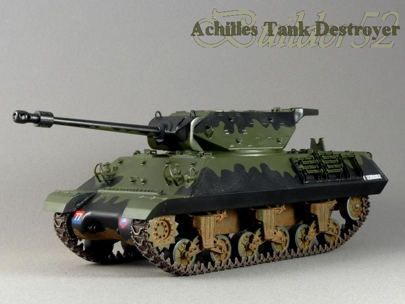Achilles Tank Destroyer - Academy-Italeri + RB Model + set Blast 1/35 229510P1030825