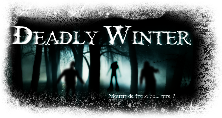 Forum RPG - Deadly Winter