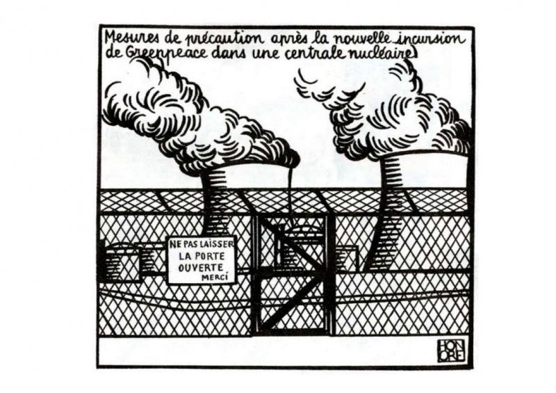 Greenpeace sur Seine et la France du nucléaire - Page 4 230730nuclaire