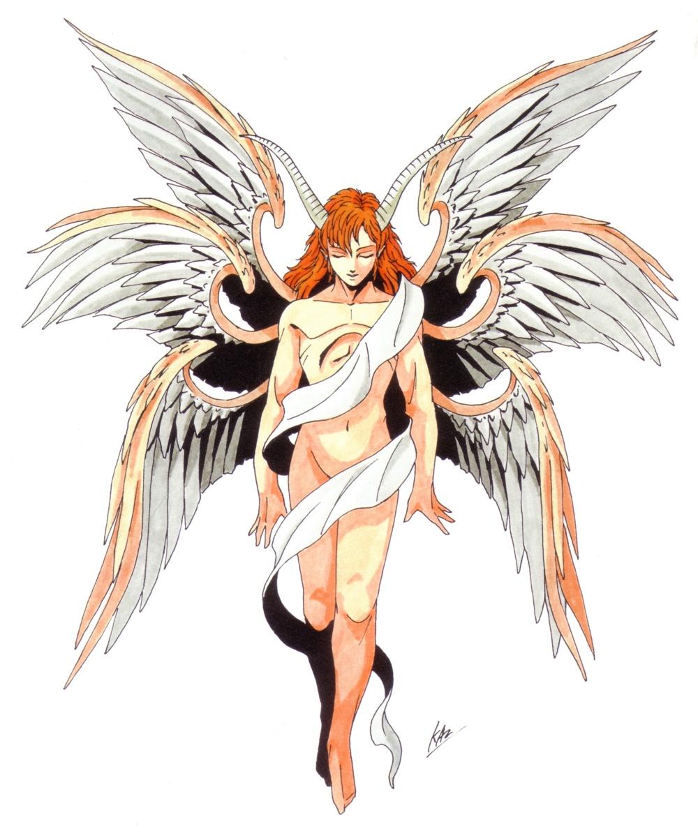 [Question] L'Hérésie d'Horus est elle une nouvelle version de la Révolte des Anges ? 231061Lucifer