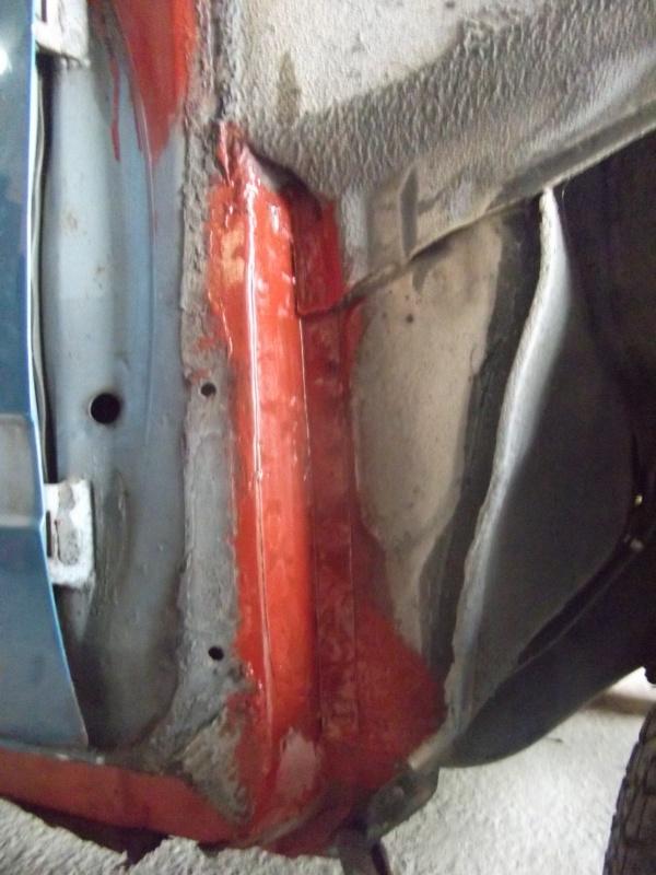 Opel Monza projet piste! 231824DSCF1241