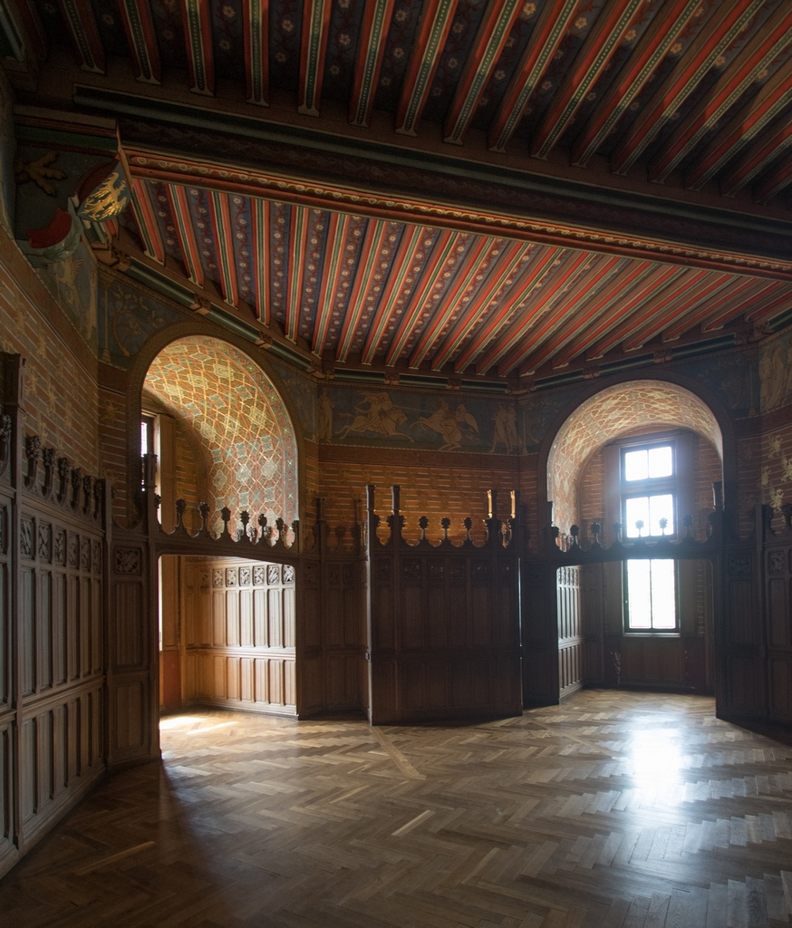Chateau de Pierrefonds (60)  232774IMGP5401