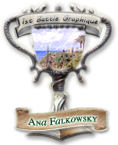 Ana Falkowsky, when the mask became reality 233480battleana