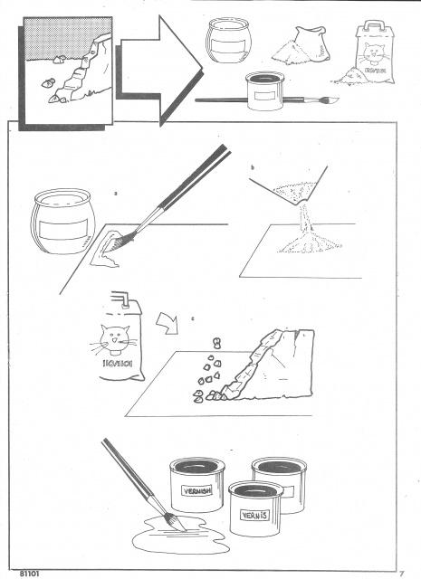 [ Heller ] Diorama Koufra 1/35 233927Heller81101010DioramaKoufra135
