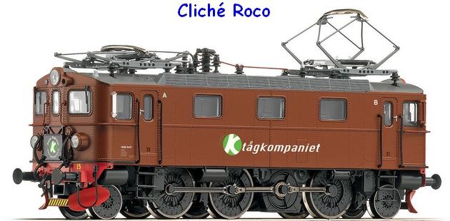 Les machines D/Da/Dm/Dm3 (base 1C1) des chemins de fer suèdois (SJ) 234119Roco1D1DaexSJTagkompanietR