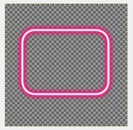"""Faire un effet """"néon"""" 235581etape6"""