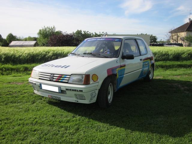 [alex 89] 205 Rallye Blanc Meije 1988 - Page 9 235711IMG3675