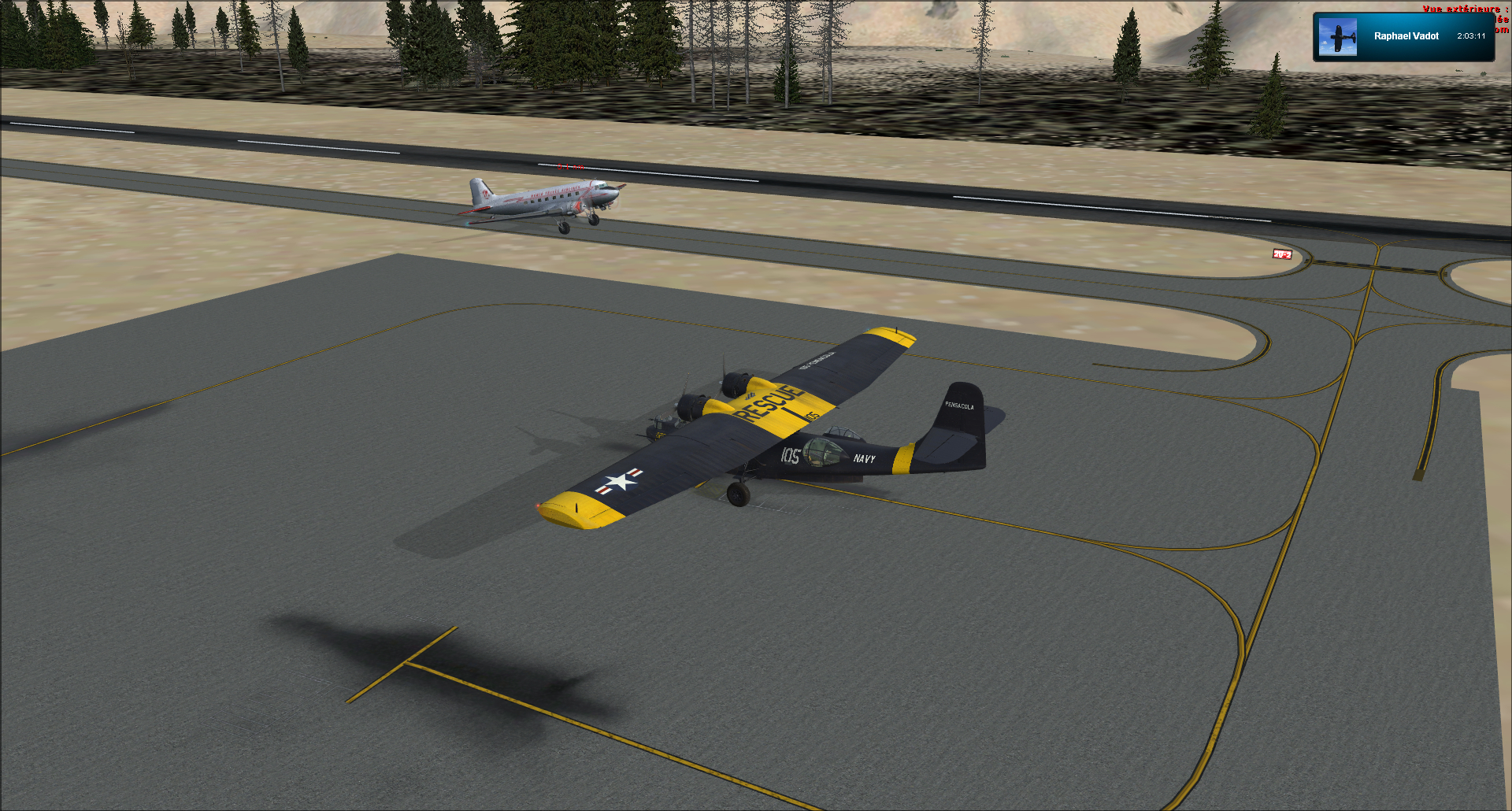 vol VFR aux USA 2357992012129181143391