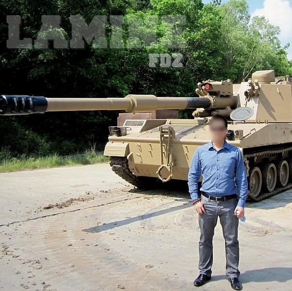 PLZ-45 155mm  236726scooop