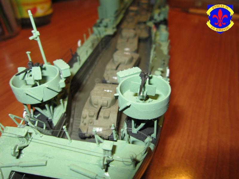 U.S. Navy Landing Ship Médium (Early) au 1/144 de Revell par Pascal 94 - Page 15 236790IMG44191