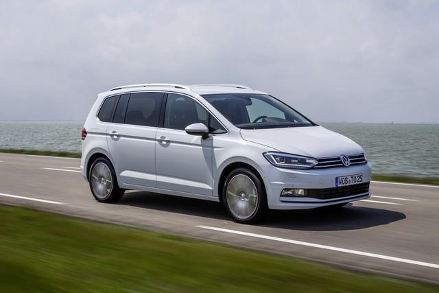 Euro NCAP 2015: Le nouveau Touran est le « meilleur de sa catégorie » 237079thddb2015au01104large