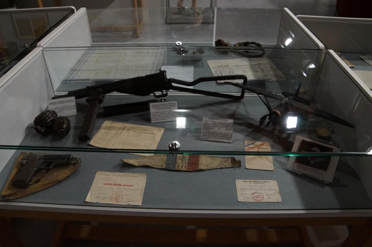 [ Histoire et histoires ] Musée de la résistance et du combattant à Montauban 237086DSC07578