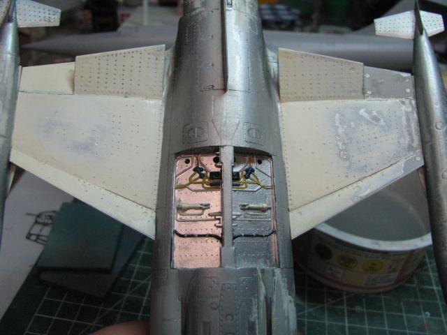 DUO: F-104N (NASA) + F-104G (BAF) Hazegawa 1/48  237353IMG5440