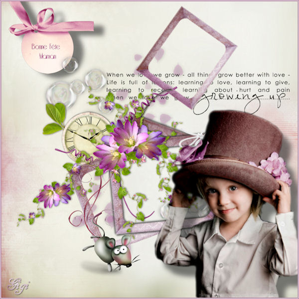 ENFANT AU CHAPEAU  / 2011 239081308