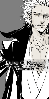 Duke C. Keagan