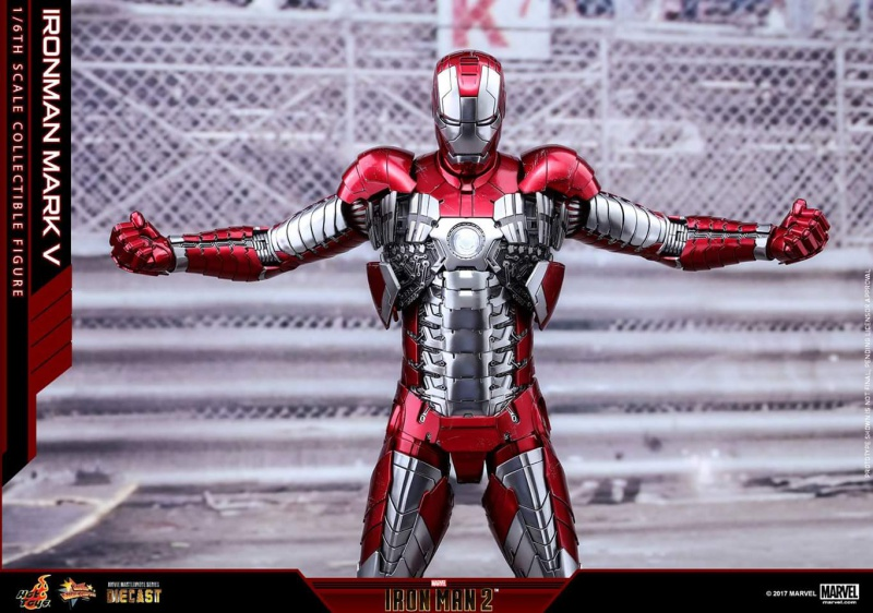 IRON MAN 2 - MARK V DIECAST 239536FBIMG1486254561490