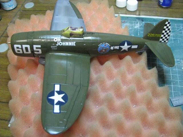 Restauration P-47D Monogram 1/48 .......Terminé!  - Page 2 240030IMG5920