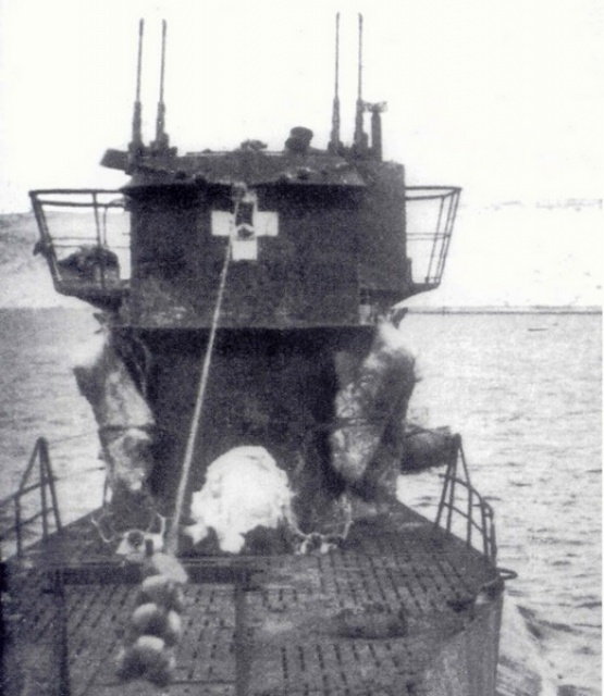 [revell] U-Boot typ VII C/41       au 1/72° 240476u307