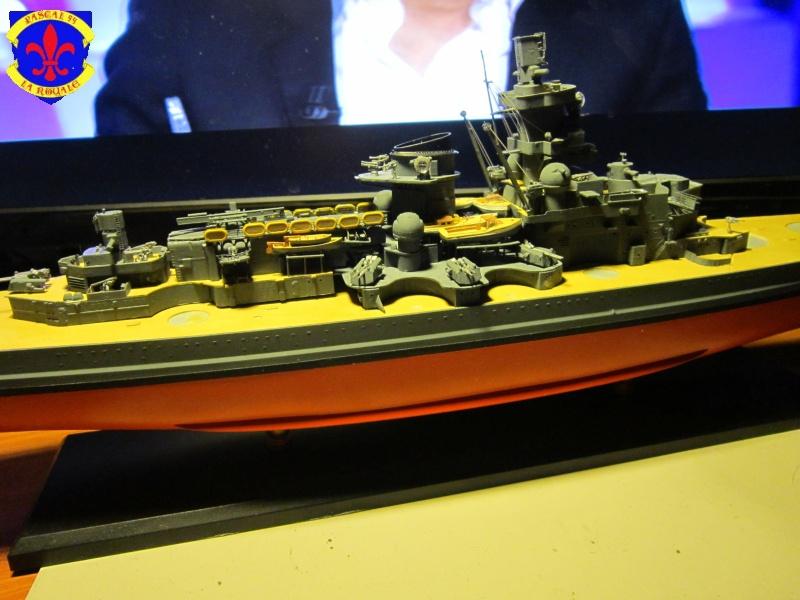 Croiseur de bataille Scharnhorst  au 1/350 de dragon - Page 7 240899IMG1382L