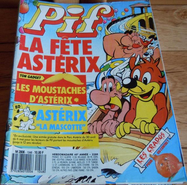 Astérix dans les magazines pour enfants 24220264j