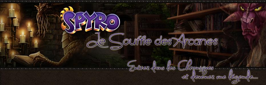 Spyro et Le Souffle des Arcanes