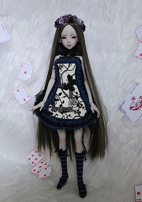 Nymeria (Sixtine Dark Tales Dolls) nouveau make-up p8 243112Alyssiaentire