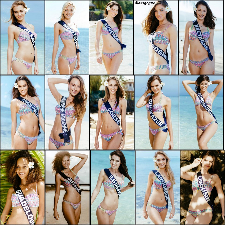 Miss France 2016  243160maillot1