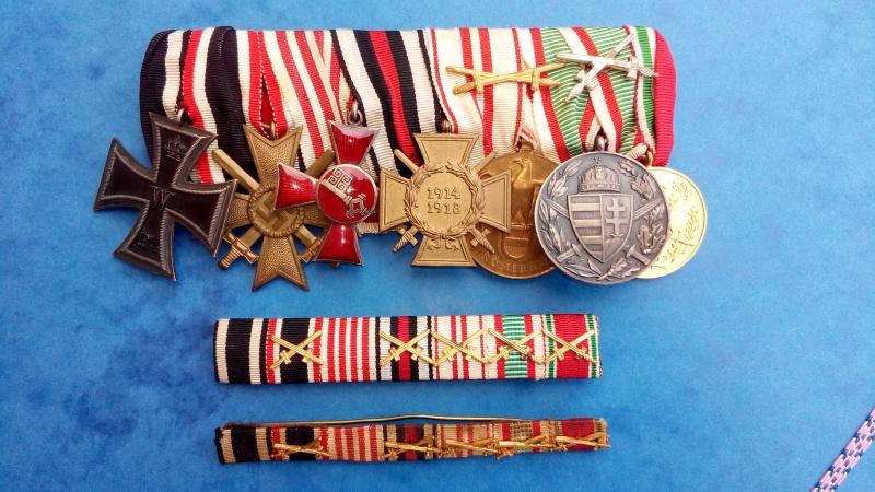 Vos barrettes & rappels de décorations - médailles 243165IMG20160611163746