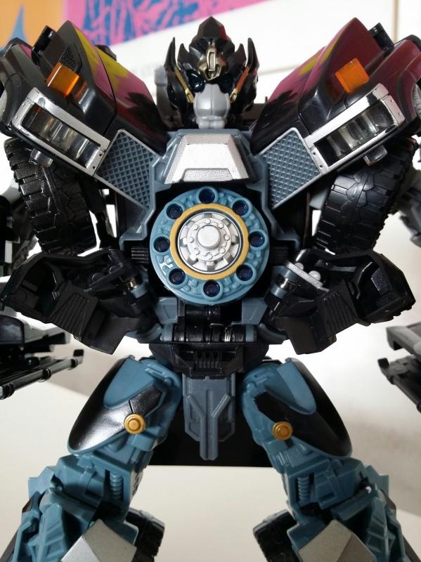"""red360 collec"""": War Machine MKII Diecast Hot Toys 243352201407111651291"""