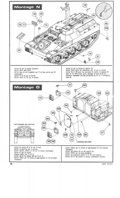 AMX 13 VCA - (Réf. L786) 1/35  243571VCA010