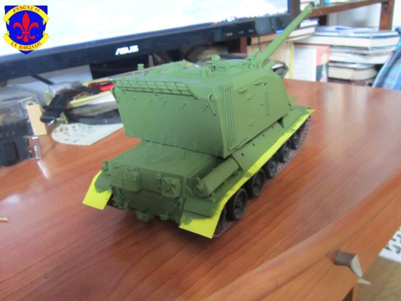 AMX 30 AUF1 au 1/35 d'Heller par Pascal 94 - Page 4 243620IMG33121