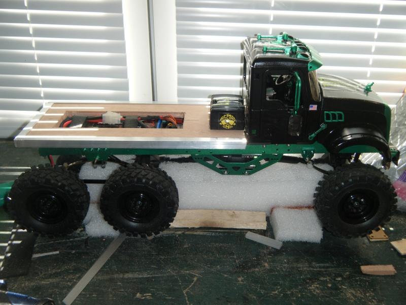 Mack 6x4 Monster Energy (FINI en attente d'un arceau) 243792DSCF3052