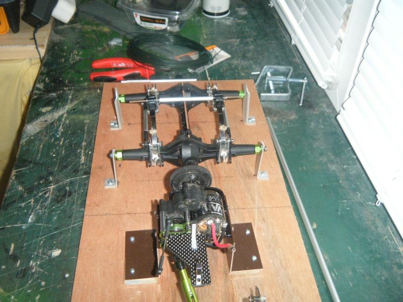 Mack 6x4 Monster Energy (FINI en attente d'un arceau) 244072DSCF2516