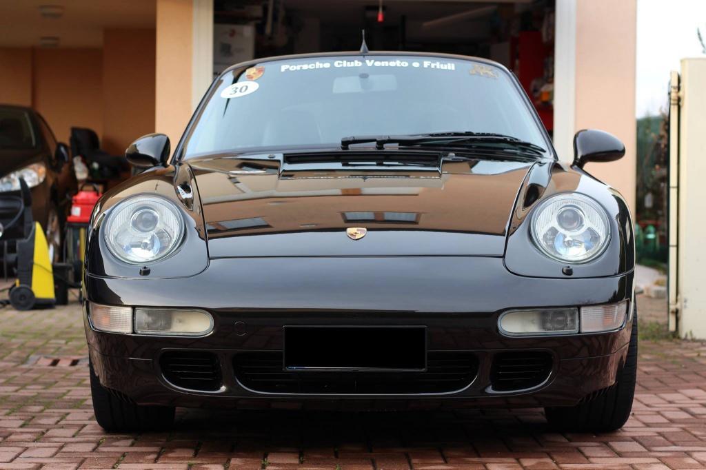 PORSCHE 993 Cabrio - Preparazione interna/esterna 2447970946