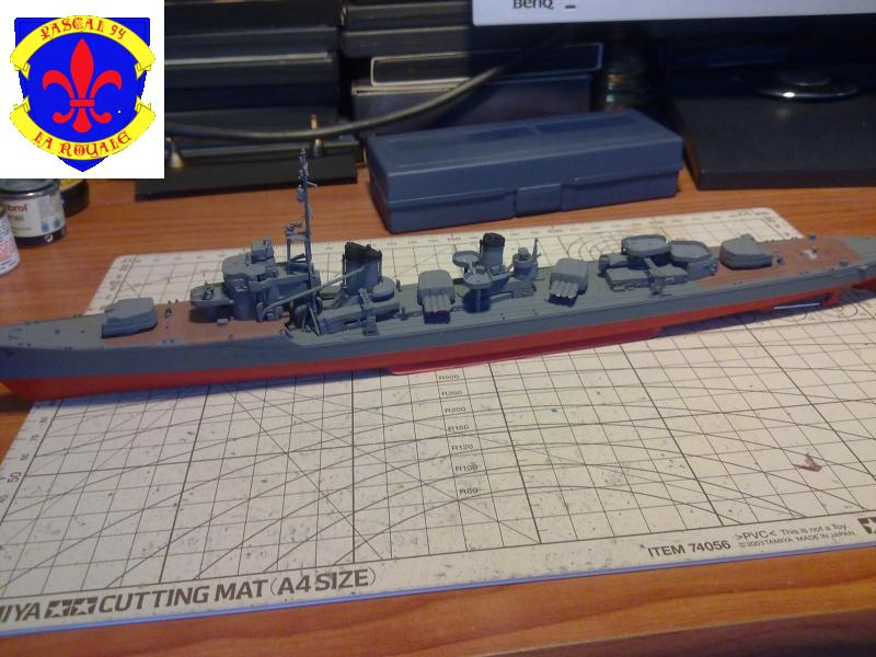 destroyer Yukikaze par Pascal 94 245044300420111424