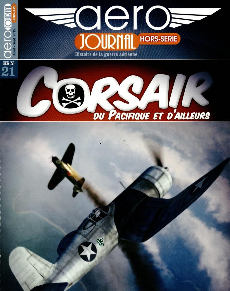 Revue : Aero Journal HS 245181M3410Hcaches332015