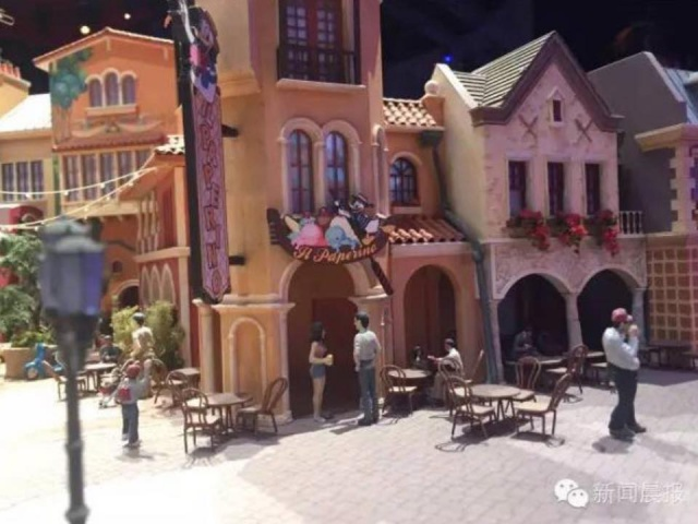 [Shanghai Disneyland] MICKEY AVENUE 245698sd24
