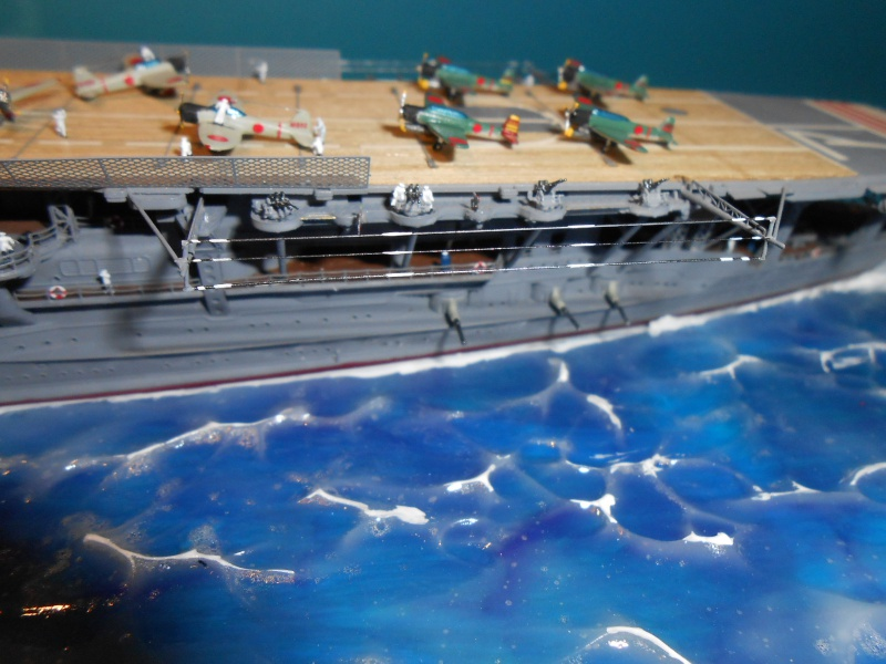 Akagi hasegawa 1/700 PE/pont en bois /babiolles 245889aka700fini031