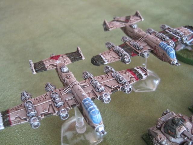 [ZeCid] Mes troupes de trouffions SM, impériaux et tytys 245969bombardiers