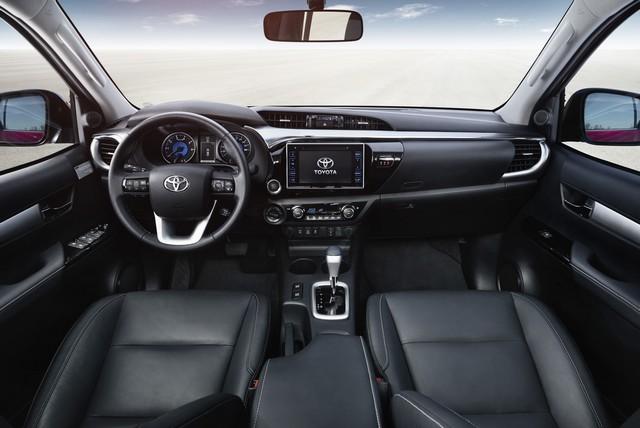 Nouveau Toyota Hilux 246297HILUXInterior20DPL