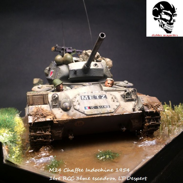 M24 Chaffee light tank, AFV Club 1/35 - Page 4 246395IMG3681