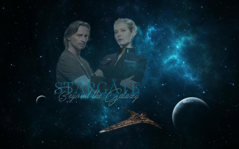 Stargate Universe : Beyond The Galaxy
