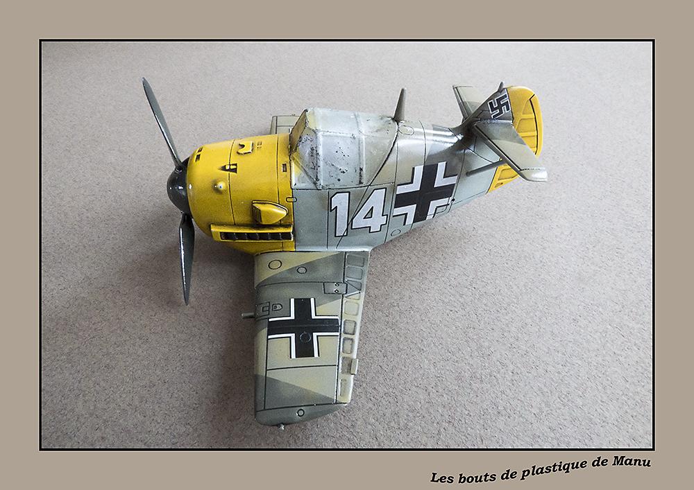 tiger - Bf 109 Tiger Model egg plane-FINI ! - Page 2 2473318245