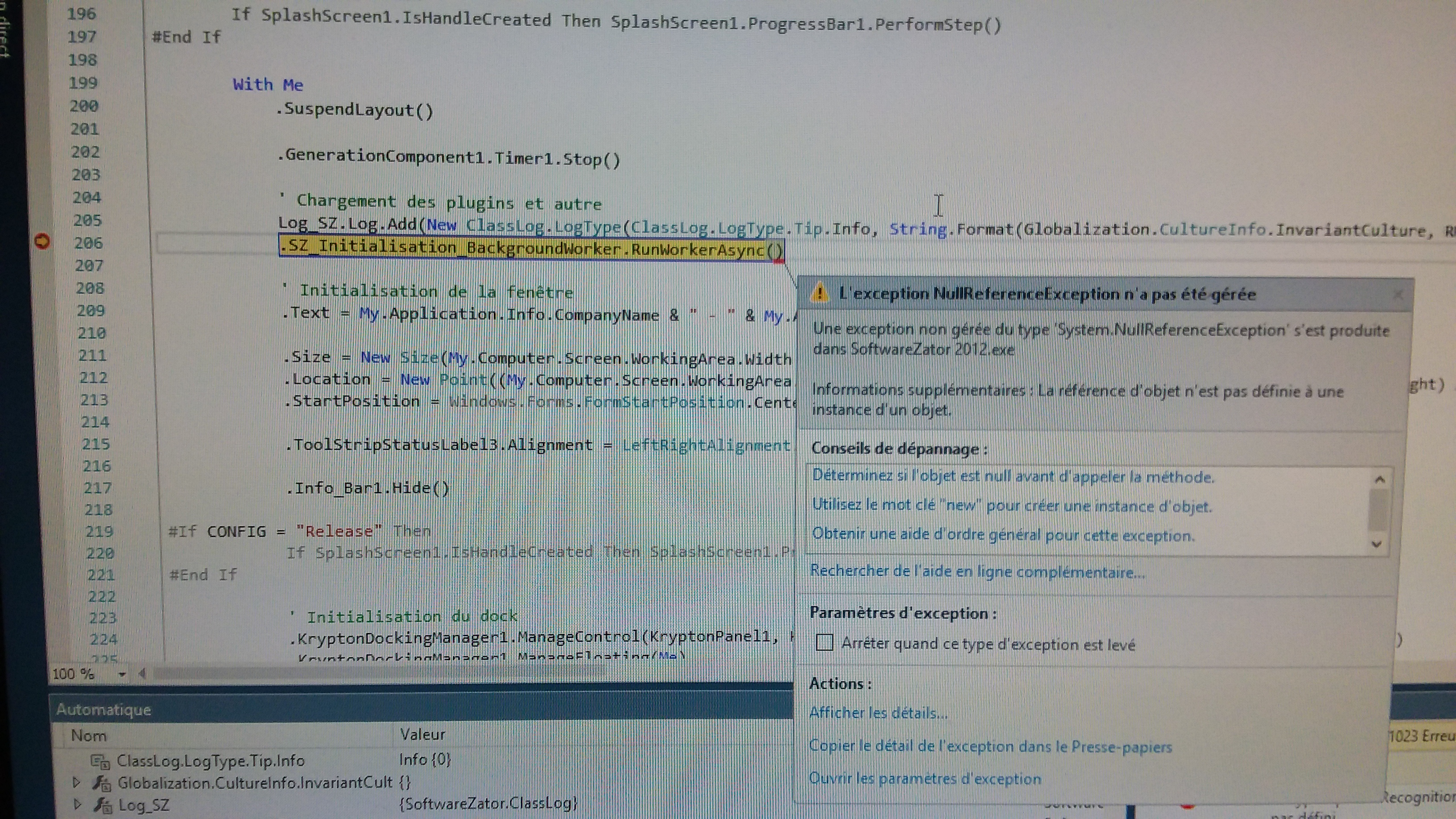 Exeption Debug SZ 2012 sur VS 24738120161124174619