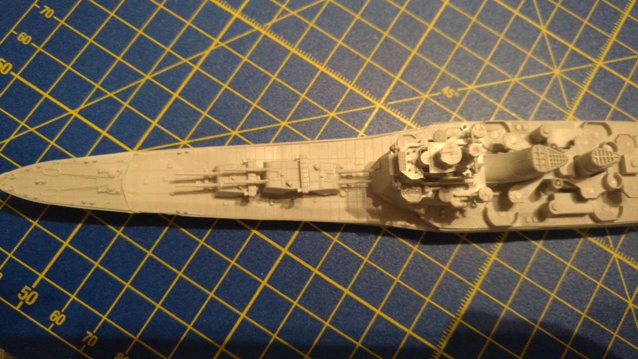 Croiseur TAKAO 1944 1/700 Pit-Road 247958Takao14