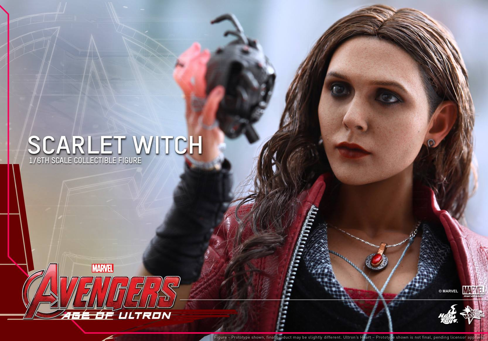 HOT TOYS - Avengers: Age of Ultron - Scarlet Witch 248076109