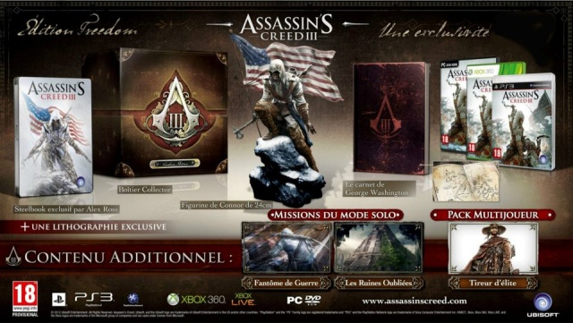 Assassin's Creed 3 : 3 versions collectors 248427537462101506387680737571164353937569341999326703615n