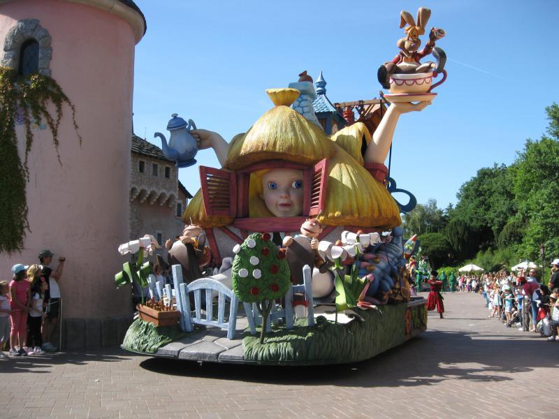 [Disneyland Paris] Séjour de rêve au Disneyland Hotel du 23 au 26 mai 2011 - Page 2 248822IMG3262