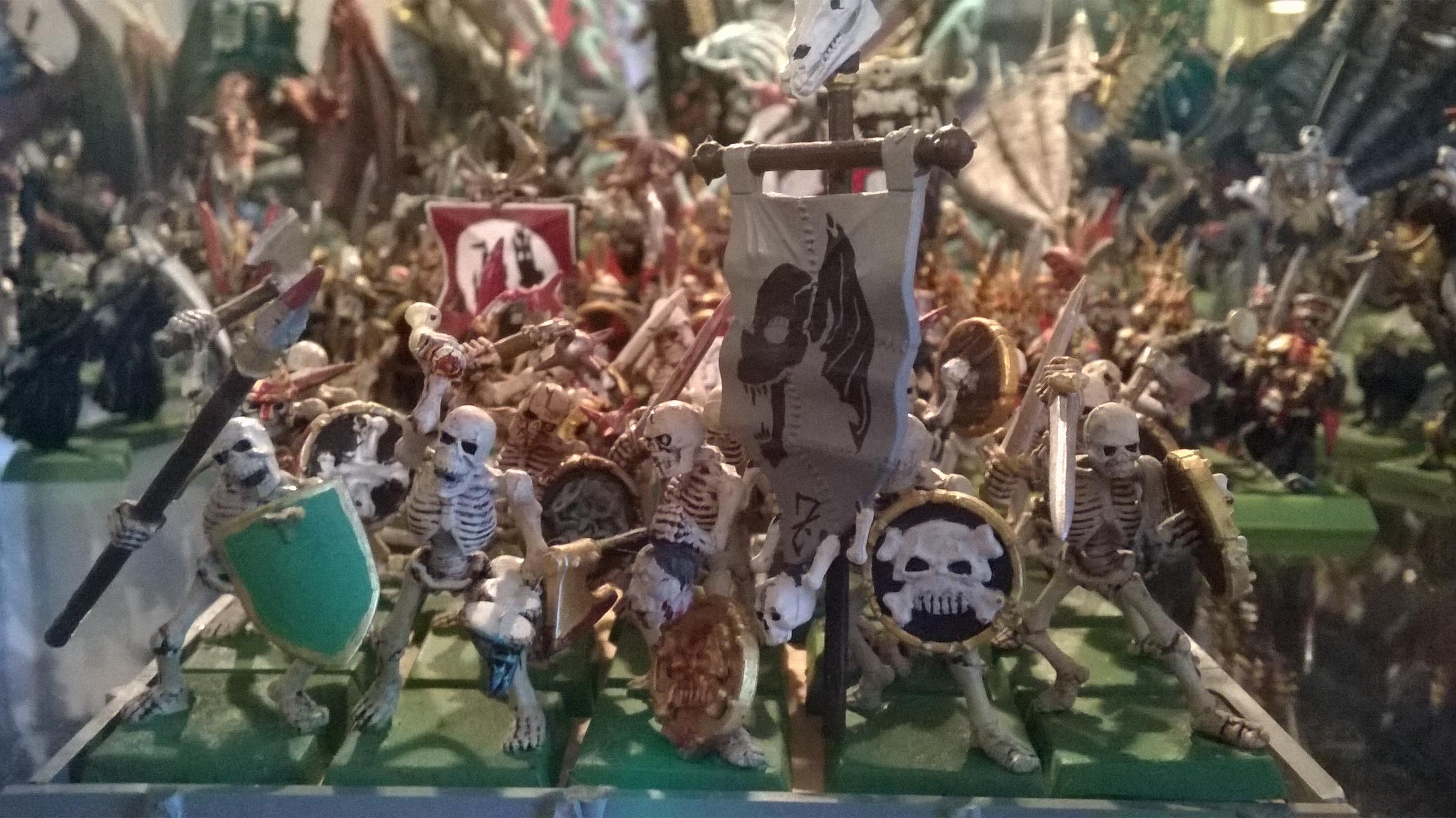 Les Armées de Nico. (Battle & 40K) 2492209817