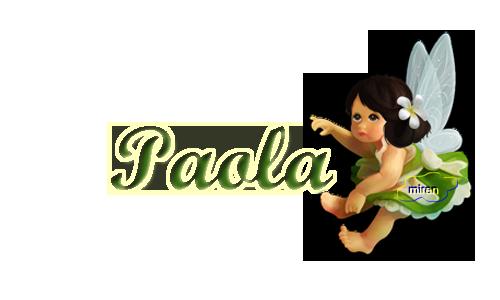 Nombres con P 2504453Paola